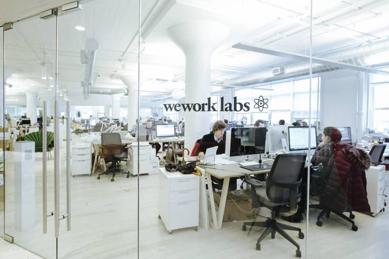 WeWork Soho West